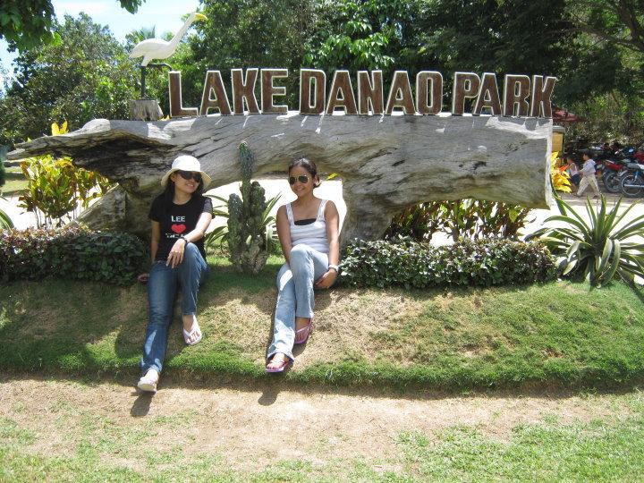 lake danao park