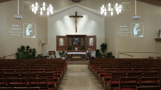 St. Anthony of Padua Roman Catholic Church, Las Vegas Valley, Nevada